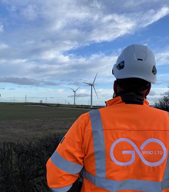 Installing a wind turbine in Newcastle